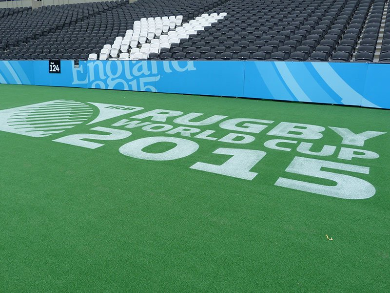 Olympic Stadium Rugby World Cup 2015