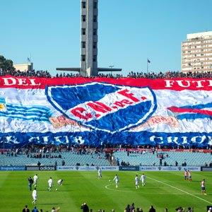 Jony Cordero - Groundsman, Club Nacional de Football, Uruguayan Premier Division